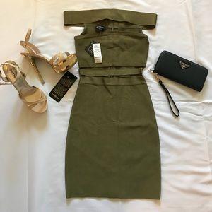 BEBE Bandage dress